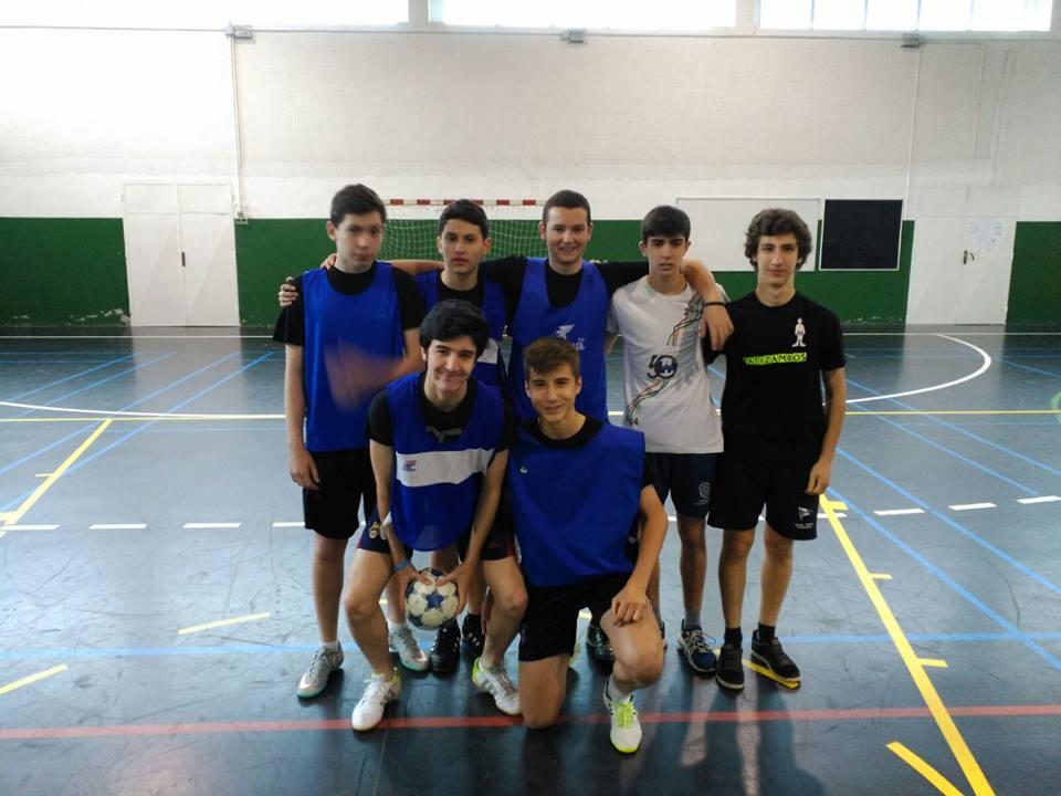 Equipo Finalista Patizambos